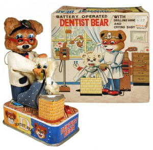 Who would have thought dental treasures to be so valuable?