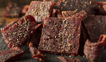 Rough, Tough and Tooth Friendly: Our Favorite Jerky Recipe