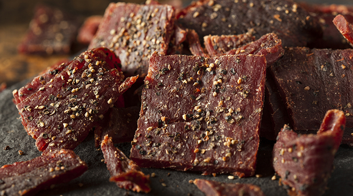Looking for a healthy jerky recipe? Look no further: