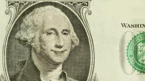 Smiling George Washington