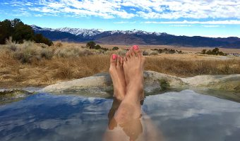 Soakin' Up A Smile: 3 Health Benefits of Hot Springs