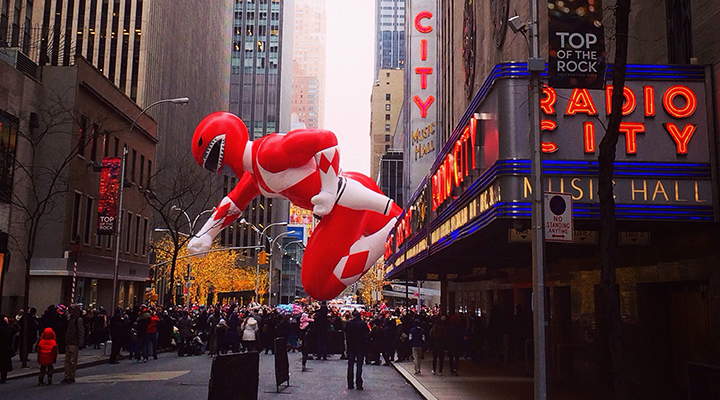 We love the Macy's Thanksgiving Day Parade! Here are 5 reasons why.