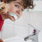 Too Much Toothpaste? Buck Up the Right Amounts