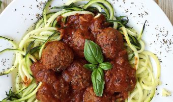 RECIPE: Zoodles to Make Your Mouth Happy