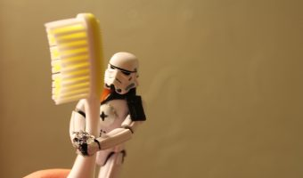 DIY Star Wars: Toothbrush Holders for Your Family