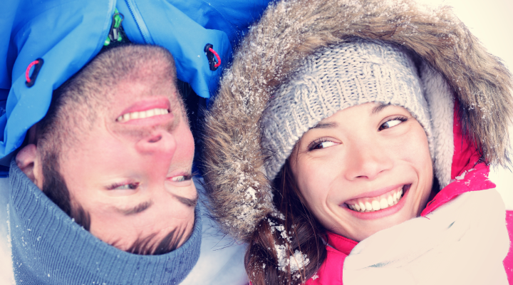 Your Teeth Feel the Health Benefits of Being in Love