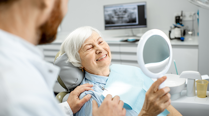 You may not be concerned about the color of your braces or how much money the tooth fairy gives out anymore. But, you should still be avoiding poor dental health as an older adult.