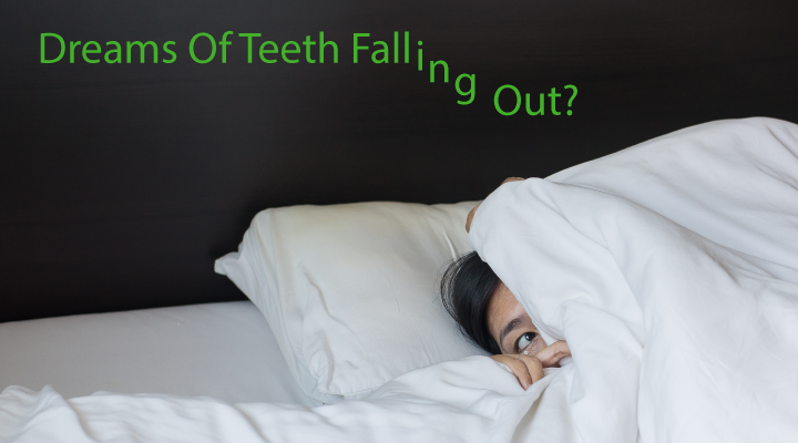 Dreams About Teeth Falling Out? A Common Dream Decoded