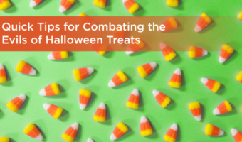 It can be difficult to manage the amount of candy that your child gets while out trick or treating. But you can manage the amount of candy that your child keeps. Click to find out solutions other than eating it yourself.