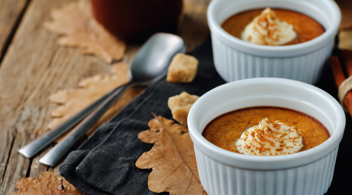 Recipe: Quick Pumpkin Pudding