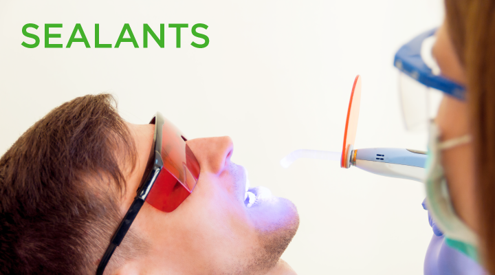 Sealants can last up to 10 years, but they may chip along the way. Click to learn what to do if this happens to you.