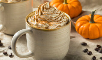 Don't ignore your pumpkin spice fever for the sake of your smile! Instead, try the following homemade recipe for a healthier alternative to your autumn addiction.