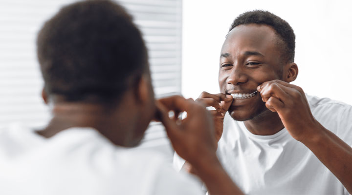 Researchers have discovered that people who don't floss daily are more likely to develop oral cancer. Learn more to protect your health: